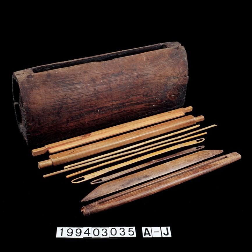 藏品分析表-織布機(06)