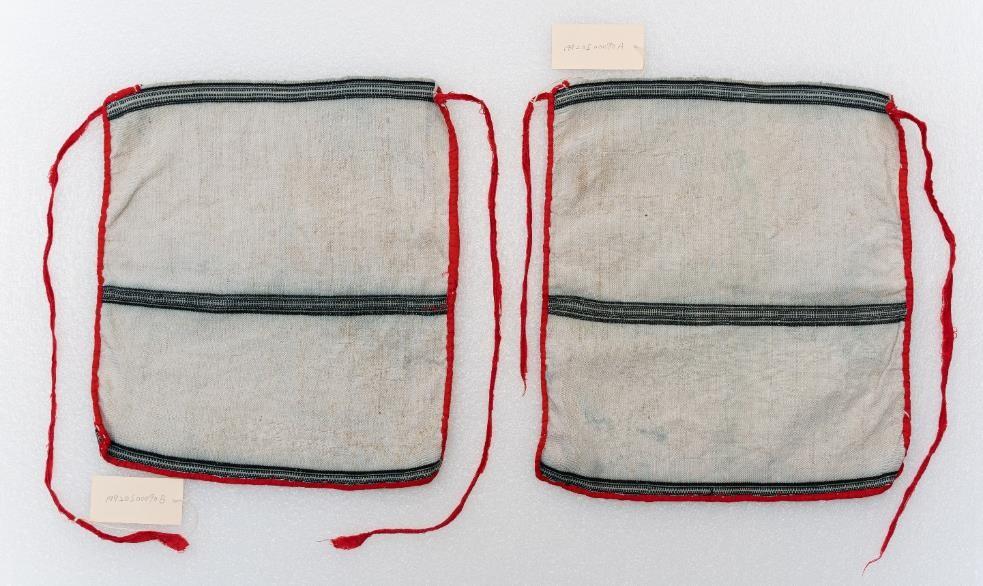 太魯閣族藏品分析---護腳布