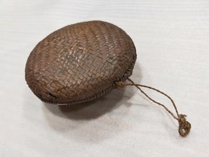 盒身:籐 盒蓋:籐 線材:山芙蓉