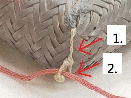 扣環:雙重八字結