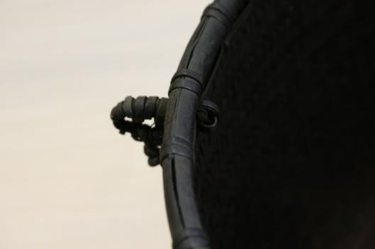 附加掛耳處於籃內狀態