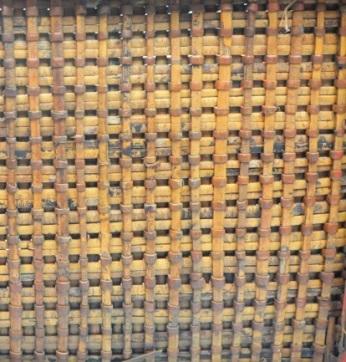 玉米纹編法