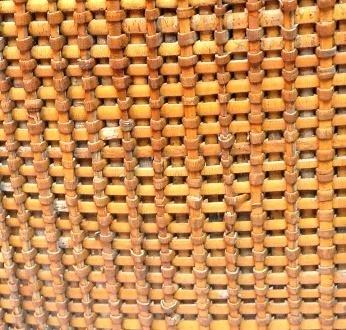 立面: 玉米纹編法