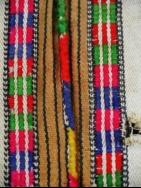 夾織連續圖案配色對比