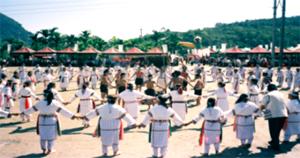 2006年太魯閣族感恩祭