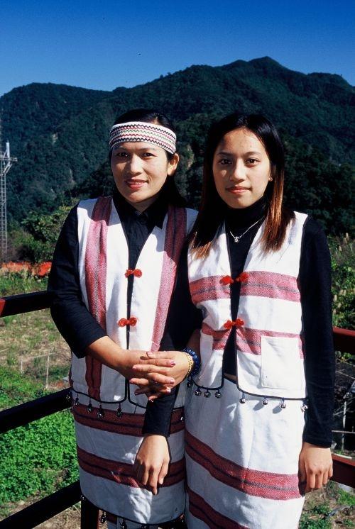 泰雅族人物