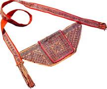 阿美族編織袋
