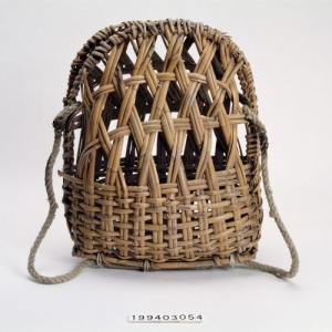 Cultural collection- Shoulder basket