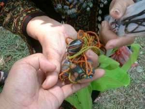 A Paiwan maturity gift