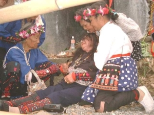 Puyuma Female shaman