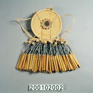 cultural collection- Hip bells made of bamboo