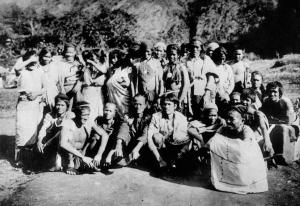 Truku Aborigine man and woman