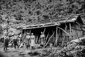 Truku Aborigine homes
