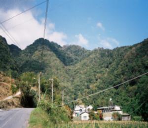 太魯閣族傳統領域(西寶)