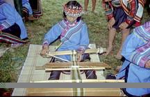 布農族的織機