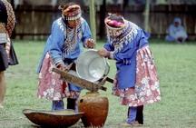 (圖7):布農族釀酒