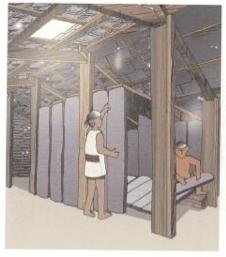 建粟倉示意(陳世國/布農的家-潭南社區文化傳承系列)