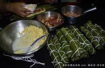 魯凱族傳統食物 圖片提供:黃芳琪
