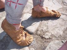 鄒族-鞣皮工藝