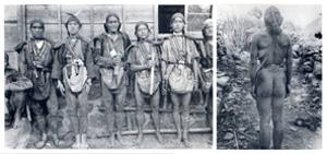 北鄒達邦社男子衣飾