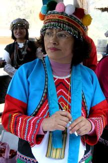鄒族-女子服飾