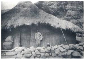 阿里山群部落家屋