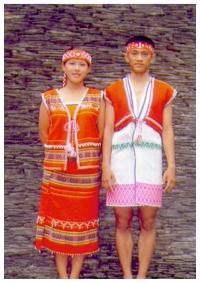 傳統男女服飾