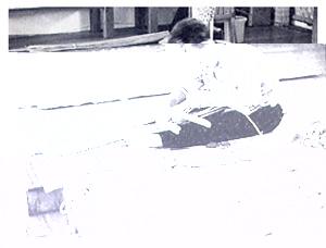 傳統織布機