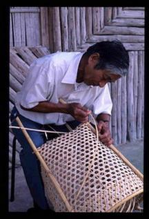 泰雅族編器技術