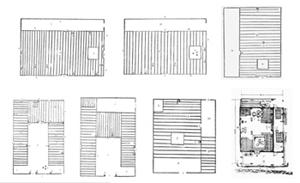 中阿美群的混合型傳統家屋