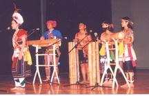 阿美族竹製樂器-竹鐘